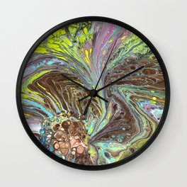Ka-bloom Wall Clock