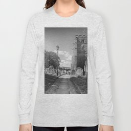 All Saints Church and Collegiate Buildings Long Sleeve T-shirt