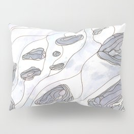 Eno River 38 Pillow Sham