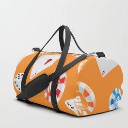 #casino #games #accessories #pattern 3 Duffle Bag