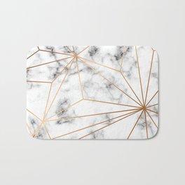 Marble & Gold 046 Bath Mat