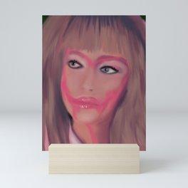 Suzanne Mini Art Print