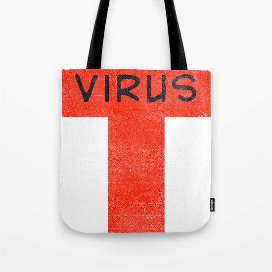 T virus Tote Bag