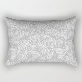 abstraction Rectangular Pillow