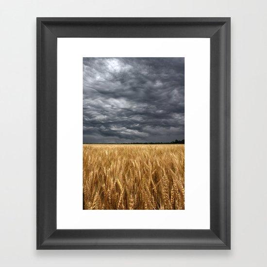 Gluten Free Framed Art Print