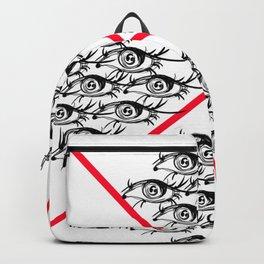 many eyes Backpack