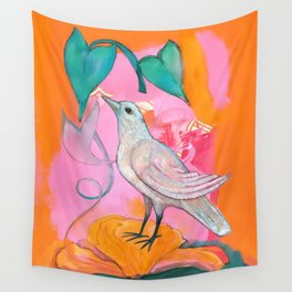 Song of the Dove Wall Tapestry
