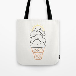 Everyday is like Sundae Tote Bag