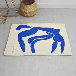 Blue Nude Dancing - Henri Matisse Rug