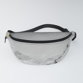 Snowy Isolation Fanny Pack