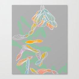 Helicoptors Canvas Print