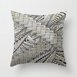 Cohesive Throw Pillow