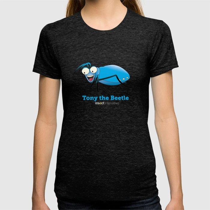 Tony the Beetle T-shirt