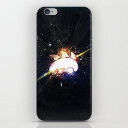Sonik is Back (Explosion) iPhone Skin