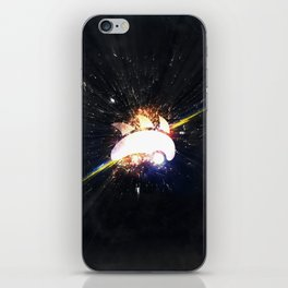 Sonik is Back (Explosion) iPhone Skin