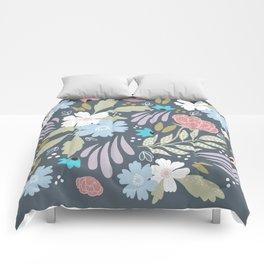 Scandinavian Florals Comforters