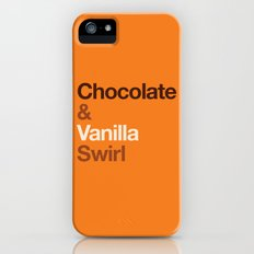 Chocolate & Vanilla Swirl OITNB Slim Case iPhone (5, 5s)