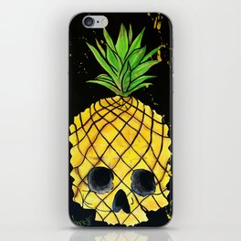 Skullpine iPhone Skin