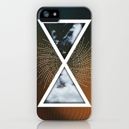 Ethereal Being - IV iPhone Case