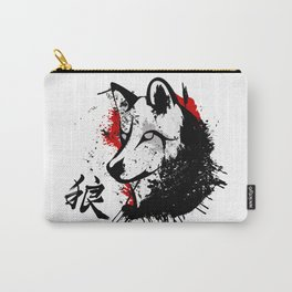 Wolf Okami Carry-All Pouch