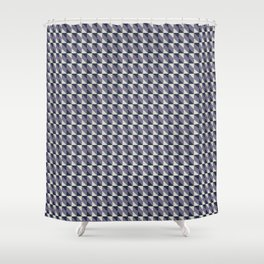 Geometric Pattern #001 Shower Curtain