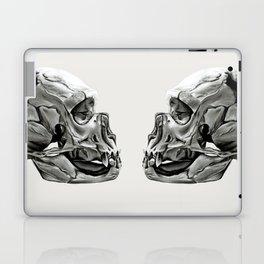 Neanderthal Skull Laptop & iPad Skin