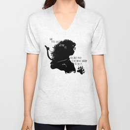Our Fate Lives Within Us Unisex V-Neck