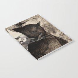MORNING KISS by Raphaël Vavasseur Notebook