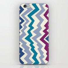 Abstract Mountain Pattern iPhone & iPod Skin
