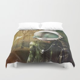Who Are You? Duvet Cover