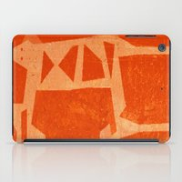 jaguar iPad Cases featuring Jaguar by Fernando Vieira