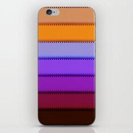 Tagged Autumn no21 iPhone Skin