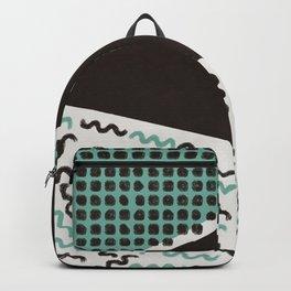 Black & Blue Dust Backpack