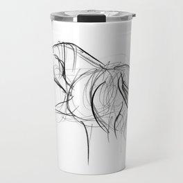 Horse (Ballet dancer) Travel Mug