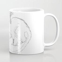 Curious Trico Coffee Mug