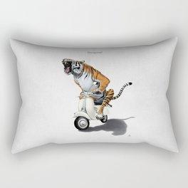 Rooooaaar! Rectangular Pillow