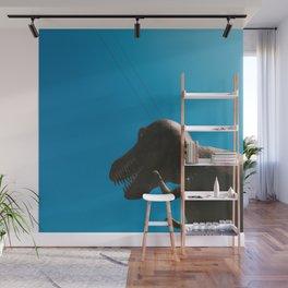 Can't Reach Wall Mural