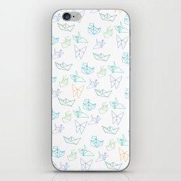 See Origami iPhone Skin