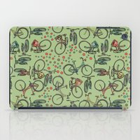 bikes iPad Cases featuring Bikes by Catru