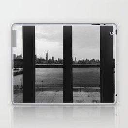 grid manhattan Laptop & iPad Skin