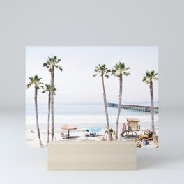 Palm Beach Mini Art Print