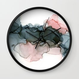 Soul search Wall Clock