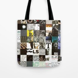 SOUL_Collage Tote Bag