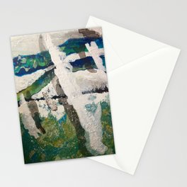 Polar Bear Going Home Stationery Cards