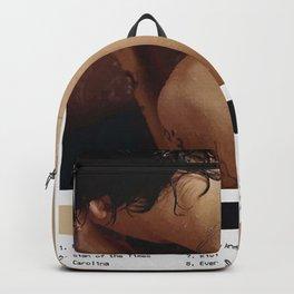 music album styles Backpack