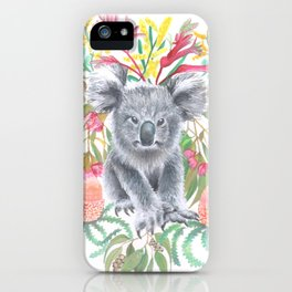 Home Among the Gum leaves iPhone Case