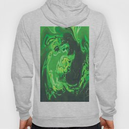 Abstract Marble Painting Hoody