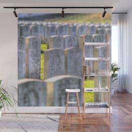 World War One War Graves Etaples Military Cemetery Wall Mural