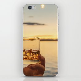 Cheers to the Sea iPhone Skin