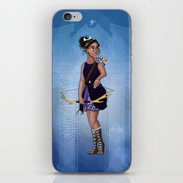 Greek Goddesses - Artemis iPhone Skin